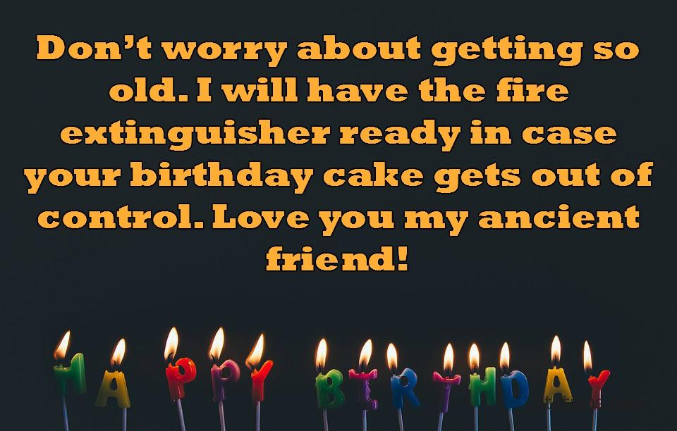 Funny Birthday Quotes To Wish Your Friends Zitations
