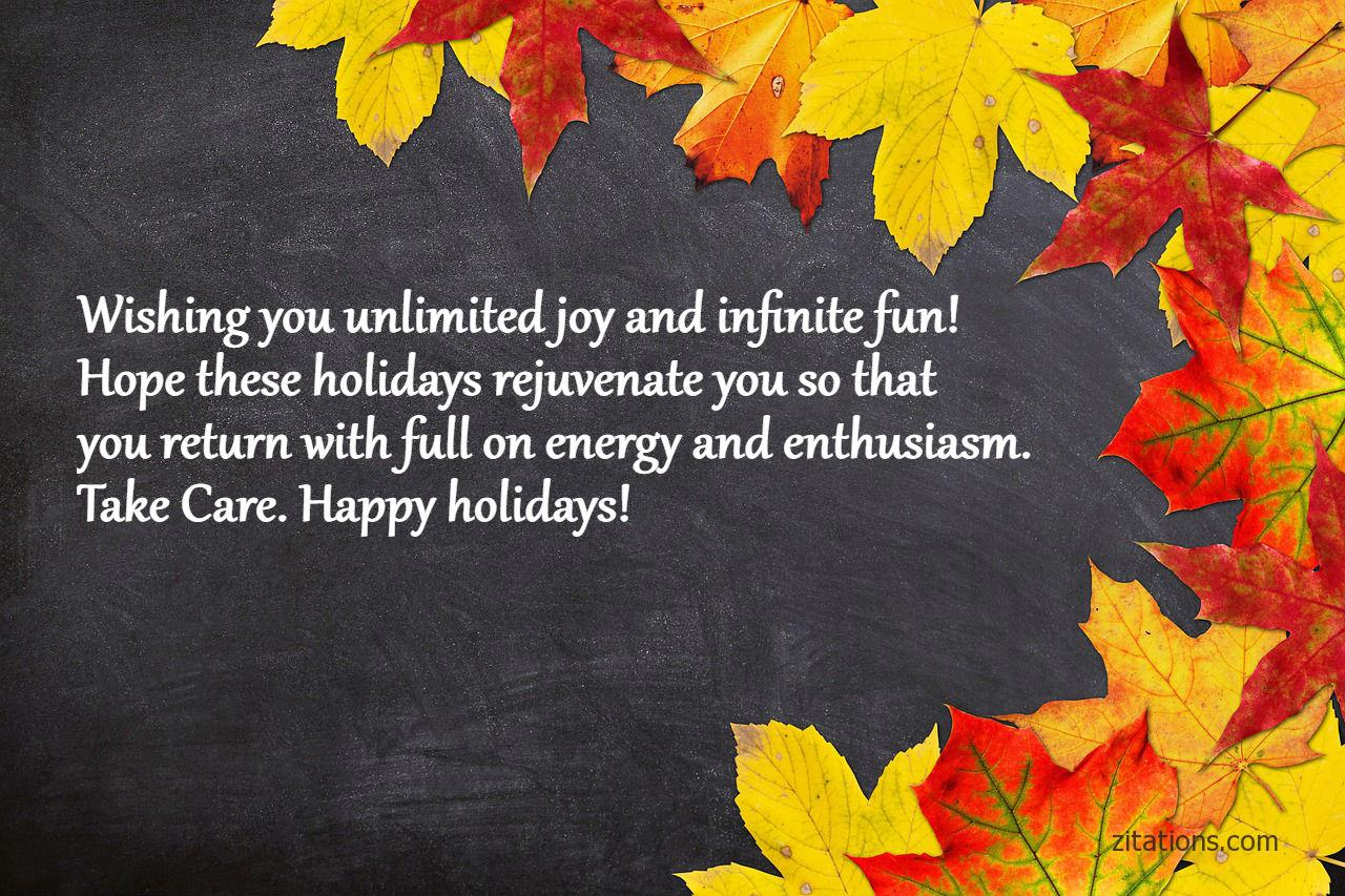 Holiday Wishes Quotes Happy Holiday Wishes And Quotes  Picture Greetings To Make It