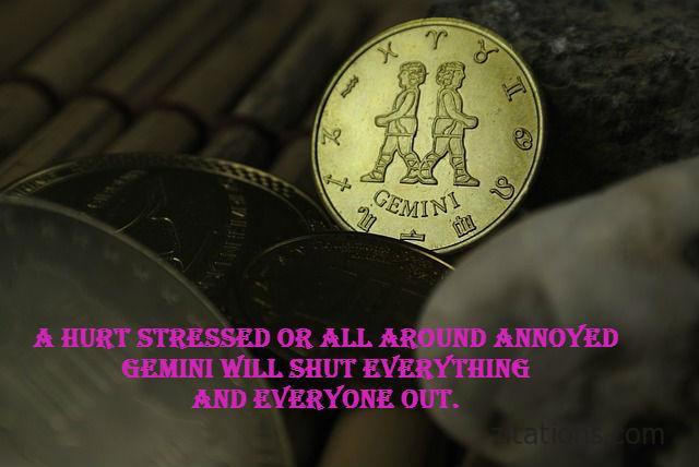 Gemini character Quotes 7