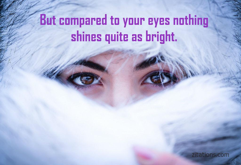Beautiful Eye Quotes For Her 7