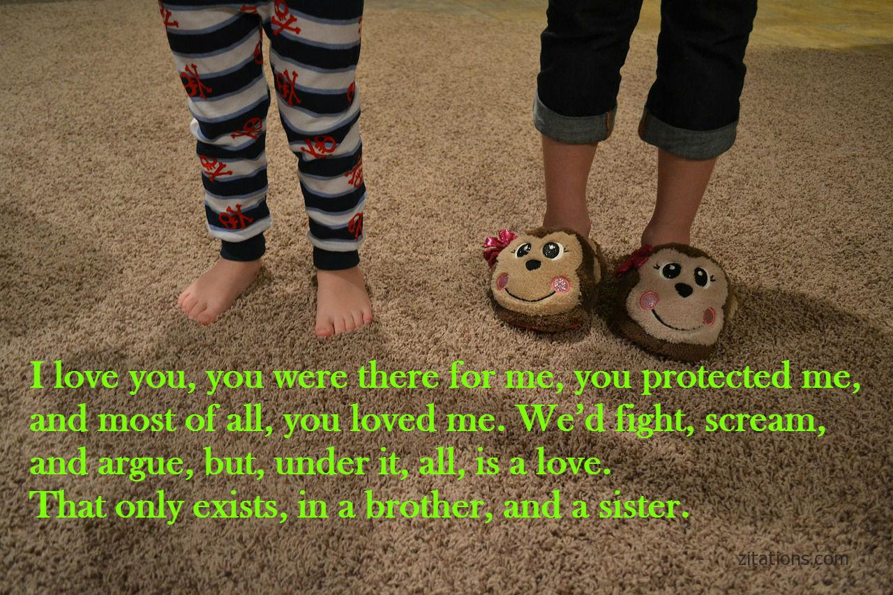 Brother And Sister Love Quotes Brother Sister Quotes  On The Magical Relation  Zitations
