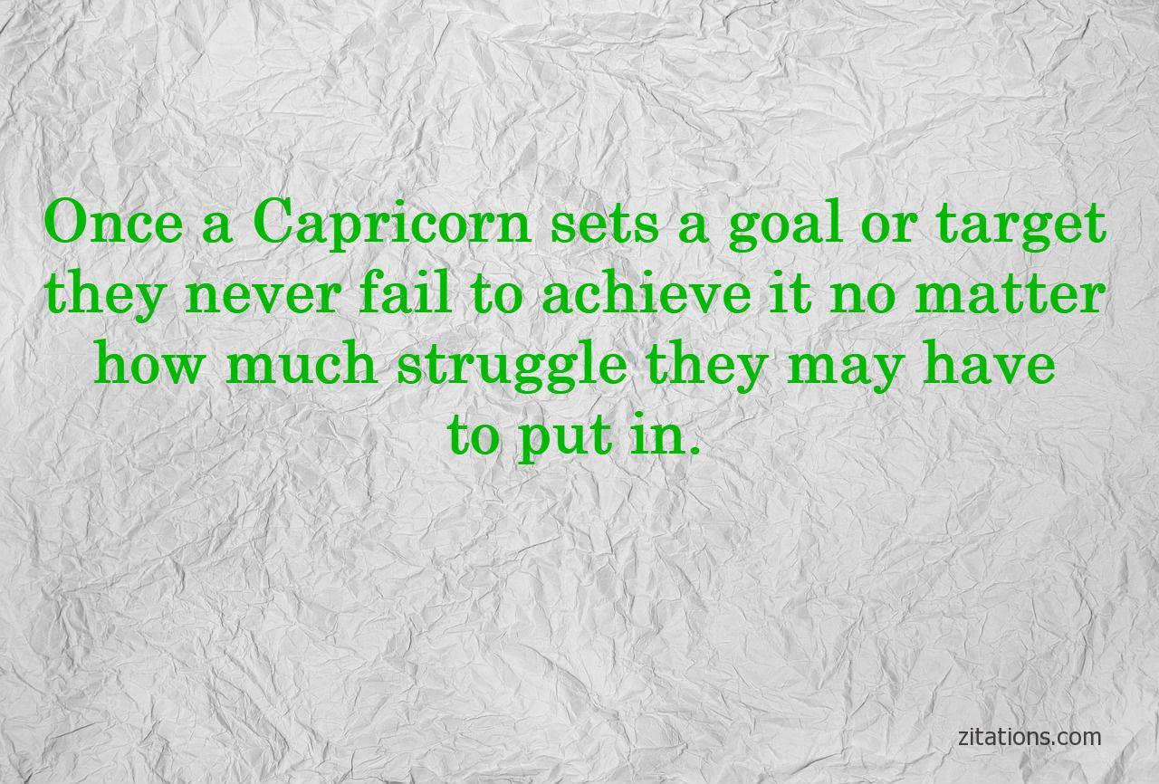 ambitious capricorn quotes 9