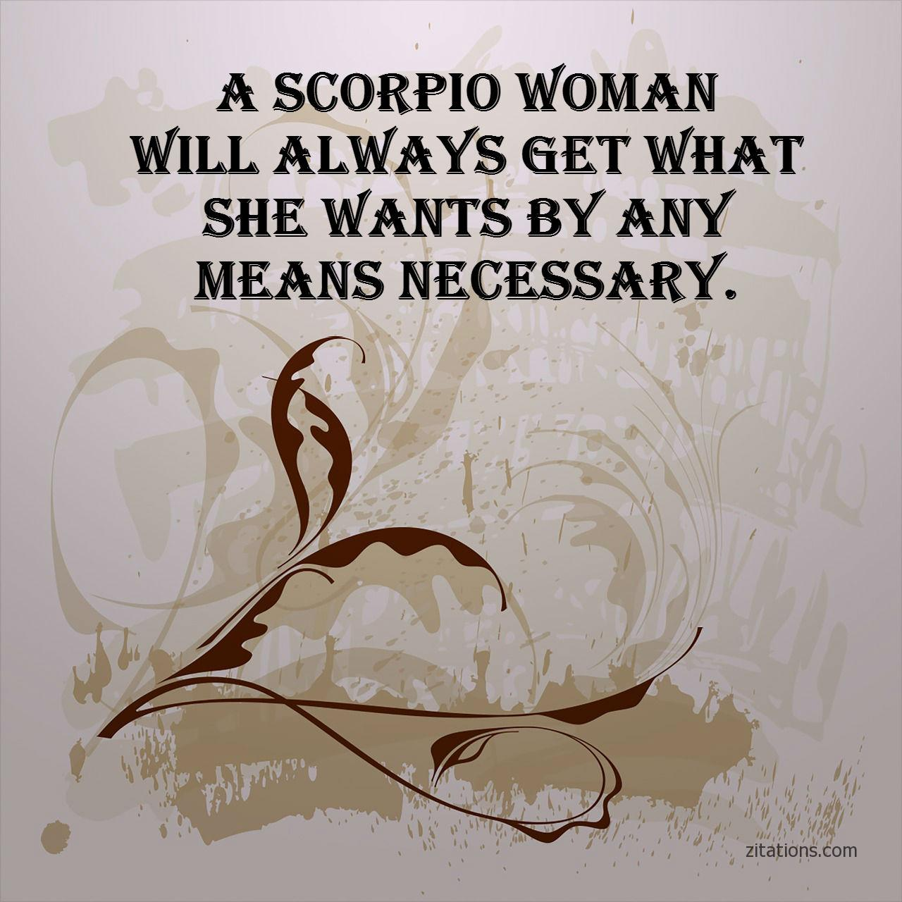 Pisces Quotes Scorpio Quotes  Don't Mess With Them  Zitations