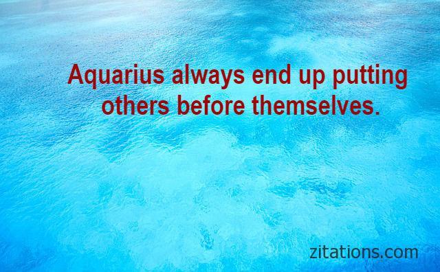 Aquarius characteristics 4