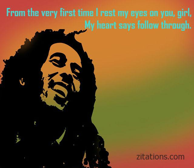 Bob Marley Love Quotes 10