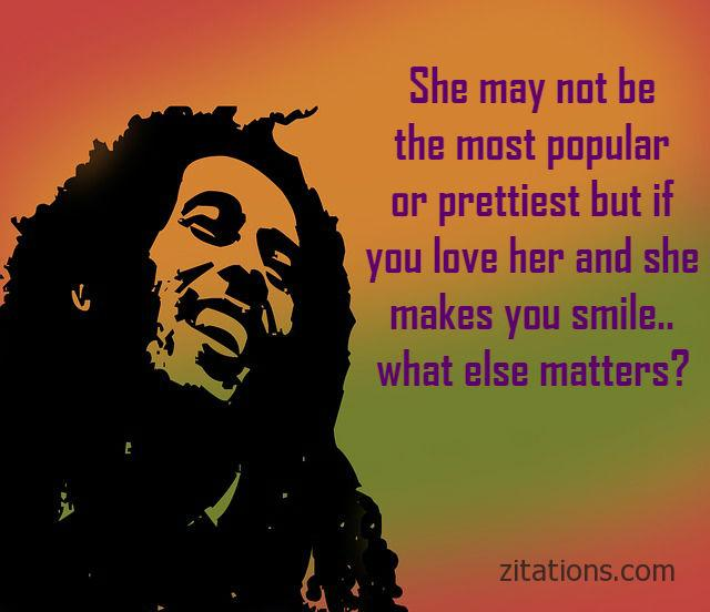 Bob Marley Love Quotes 5