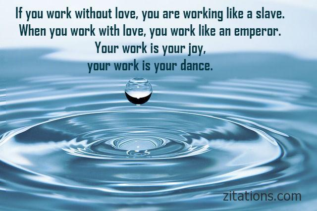Osho quotes on work 5