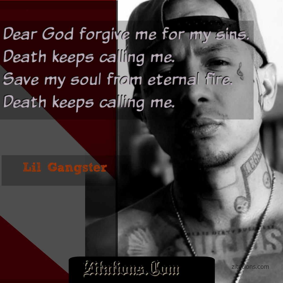 Gangster Quotes About Life King Lil G Quotes  Top 10 Best  Alex Gonzalez Quotes