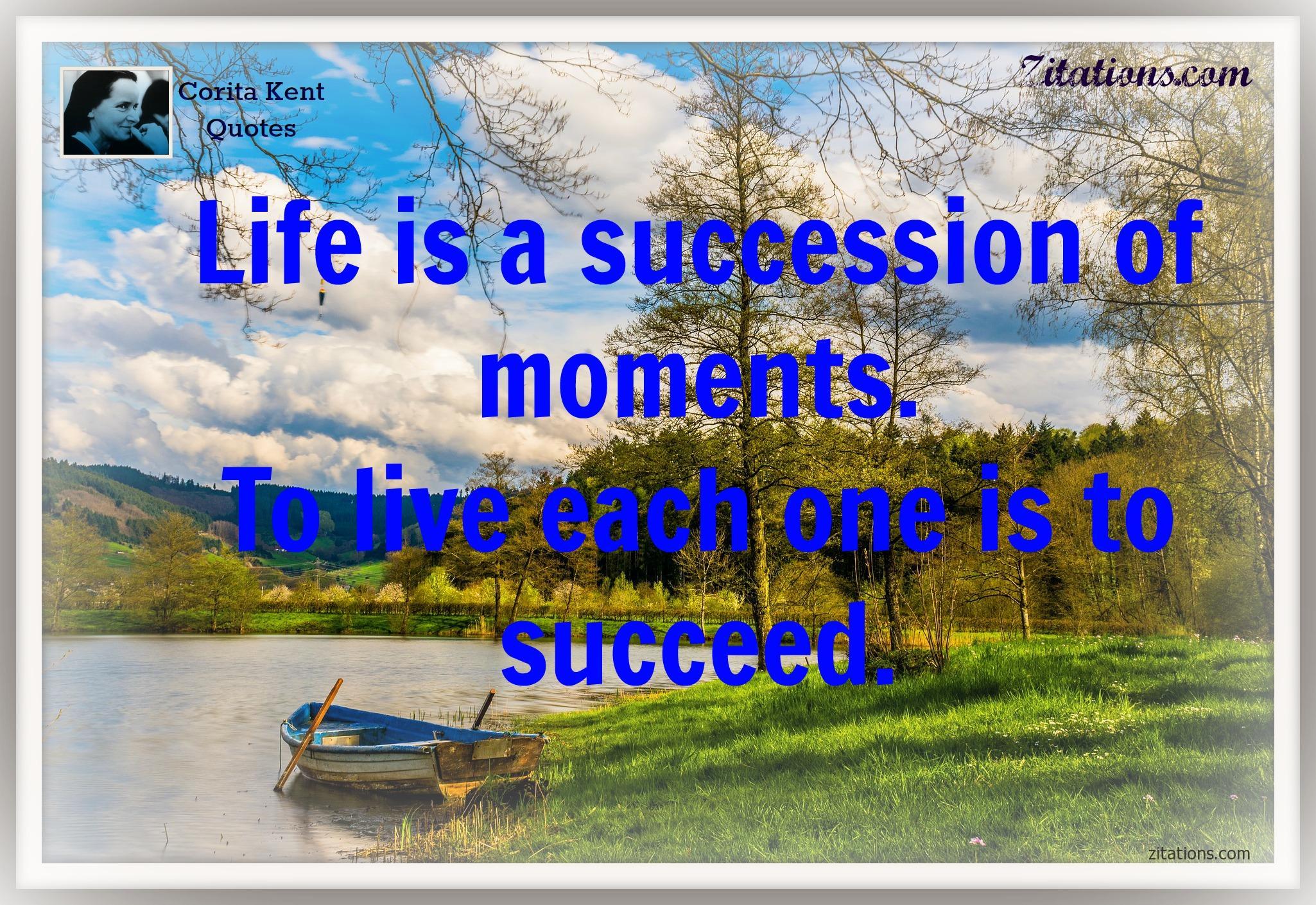 beautiful moments quotes - Corita Kent Quotes