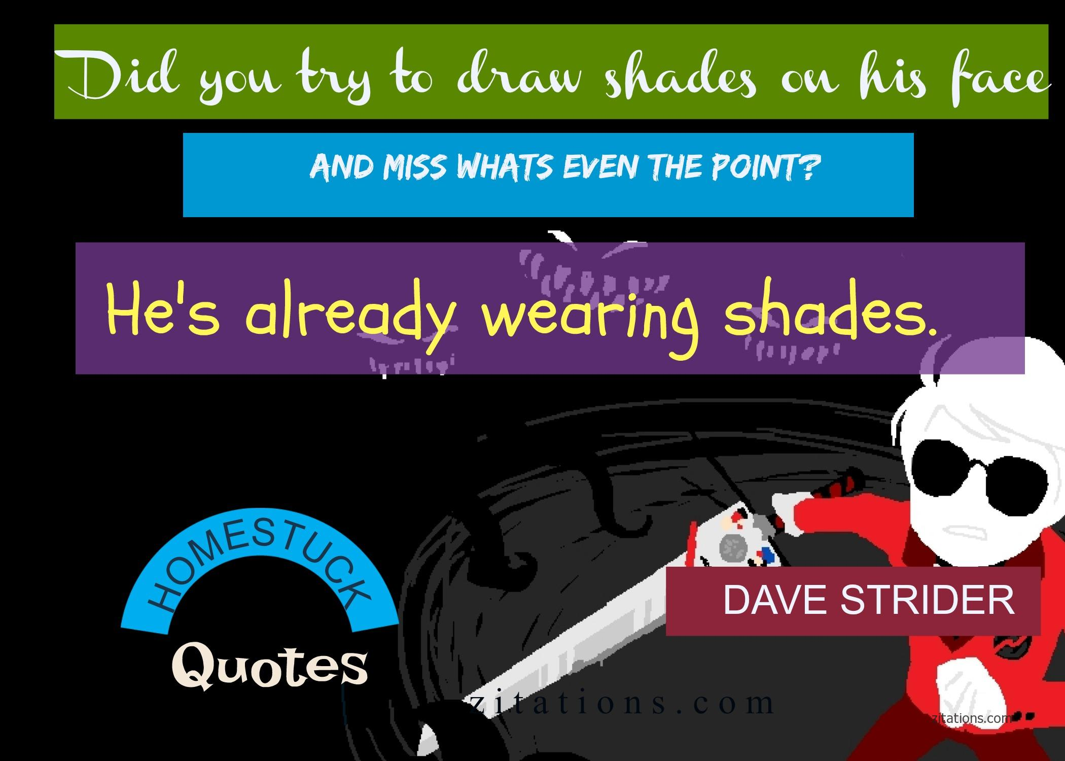 Homestuck Quotes